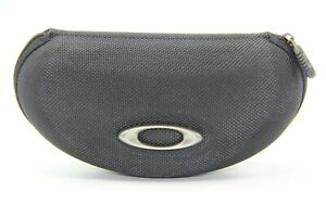 NEW OAKLEY BLACK AUTHENTIC EYEWEAR EYEGLASSES GLASSES SUNGLASSES CASE ONLY