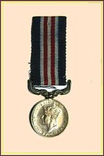 Military Medal Miniature, George VI WWII Issue