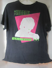 1980s~THE SMITHEREENS 1988 USA CONCERT TOUR~T-SHIRT SHIRT OFFICIALLY LICENSED