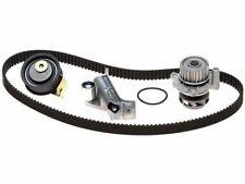 For 2000-2001 Audi TT Quattro Timing Belt Kit Gates 34698PG 1.8L 4 Cyl GAS