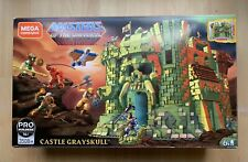 MEGA Construx Pro Builder Series Masters of The Universe Castle Grayskull  GGJ67