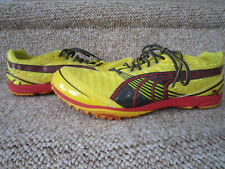 Puma Haraka Xc Shoes Womens Size 10 Track and Field Yellow Red Black