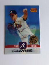 1996 Sportflix ** ARTISTS PROOF ** #25 Tom Glavine ~ PACK FRESH MARCH '21