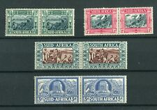 South Africa KGVI 1938 Voortrekker Memorial SG76/79 MH