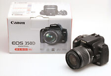 Canon EOS 350d con Canon EF-S 18-55mm 3,5-5,6 II