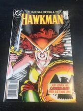 Hawkman#6 Incredible Condition 9.0(1987) Hawkgirl Cover!!