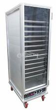 New Adcraft Heater Proofer Set 36 Pan Mobile Cabinet -Pw-120