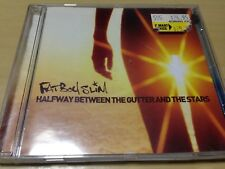 FATBOY SLIM - HALFWAY BETWEEN THE GUTTER AND THE STARS CD (VGC) WEAPON OF CHOICE