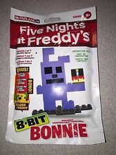 NIP FIVE NIGHTS AT FREDDY'S 8-BIT BONNIE BUILDING FIGURE I SHIP EVERYDAY