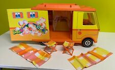 Barbie Country Camper Camping Box Mattel Vintage 1970s One Owner Mod Complete