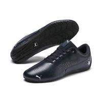 NEW NIB Men's Puma BMW M Drift Cat 5 Ultra II Sneakers Shoes 306421_03 Navy