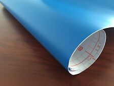 DC 200-0107 Matt Air Blue Self Adhesive Contact 45cm x 1m German Made DIY