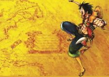 One Piece Manga Animé Impresión Arte Cartel Foto A3 tamaño GZ1762