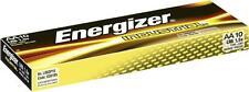 10 x Energizer AA Industrial Alkaline Batteries 1.5V LR6 MN1500 2027 expiry