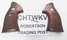 Charter Arms Revolver Grips Walnut Factory Target Conversion CHTWKV w Screw