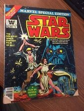 1977 Marvel Special Edition Star Wars #1 Whitman Treasury Size
