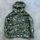 Secondhand Mens Bathing Ape Basing Real Tree Mountain Parker Duck Camouflage