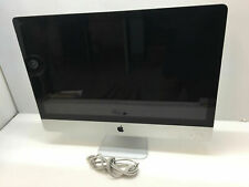 """27"""" Apple iMac (2009) 2.66GHz / 4GB / 1TB  *AS-IS* - Parts only"""