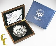2006 China Kilogram Panda Coin (BU Proof) 999 Silver Kilo Kg Box & CoA KM#1662