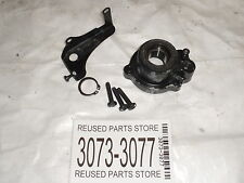 2005 ARCTIC CAT 650 V2 4X4 ATV FOURWHEELER FRONT GEARCASE COVER AND ACTUATOR MOU
