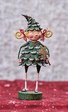 Lori Mitchell™ - Jolly Holly -  Christmas Tree Girl Figurine - 11056