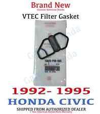 1992- 1995 Honda CIVIC Genuine OEM VTEC Solenoid Gasket (15825-P08-005)