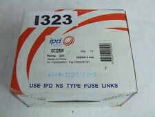 10 x ipd SAFECLIP SC32BW Fuselink 32A *New*