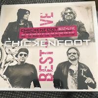 Chickenfoot - Best+Live [CD] New Sealed 2cd Rock Free post U.K.