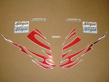 250R Ninja 2007 complete decals sticker graphics kit set GPX EX ZX 250 aufkleber