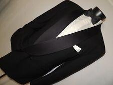 Terzo Uomo men's Double Breasted shawl collar formal tuxedo jacket 44 R