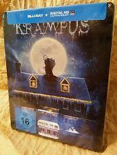 KRAMPUS (2015) Blu-Ray Germany Exclusive Limited Edition STEELBOOK Region Free