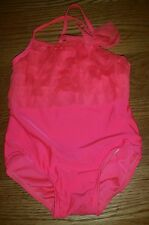 OSH KOSH B'GOSH BABY GIRL SWIMSUIT BATHING SUIT SIZE 18 MONTHS BEAUTIFUL PINK