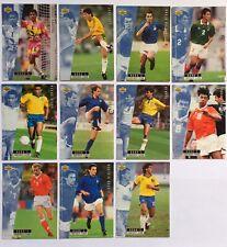 1994 Upper Deck World Cup Contenders Bora's Fantasy Team Complete Set Baggio
