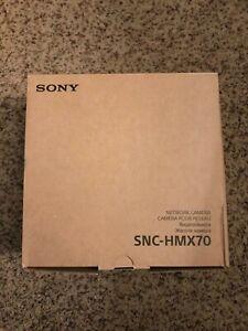 Sony SNC-HMX70 360 Degree Hemispheric View Camera
