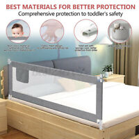 Baby Guard Bed Rail Toddler Safety Adjustable Kids Infant Bed Universal All Size