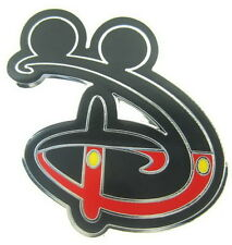 2010 Disney Generation Character Icon Letter D-Mickey Mouse Pin  Rare W8