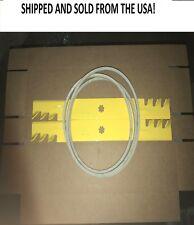 "John Deere OEM 42"" Mower Deck Gator Blade & Belt Maintance Kit GX20072  GX22151"