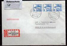 0391# internazionale raccomandata R-Lettera da 8546 tahlmässing del 05.05.1980