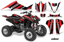 ATV Decal Graphic Kit Wrap For Suzuki LTZ400 Kawasaki KFX400 2003-2008 INLINE R