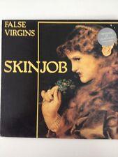 "FALSE VIRGINS Skin Job Produced by LEE RENALDO Brake Out 1989 12"" LP w/Insert"
