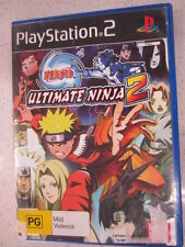 Naruto Ultimate Ninja 2 PS2