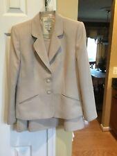 Anne Klein Suit Size 12 Petite