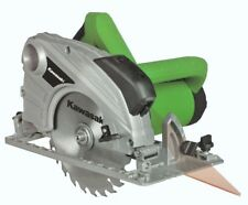Kawasaki 603010650 K-CS 1400 Handkreissäge 1400 W Laser Absaugung Softgriff
