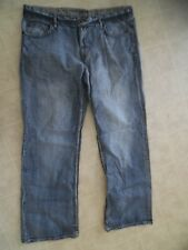 Chip & Pepper C7P Size 38X32 Crosby Relaxed Straight Leg Stitched Pocket Jeans