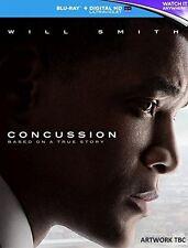 Concussion [Blu-ray] [DVD][Region 2]