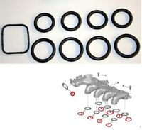 Injector Manifold seals ring  fit Citroen Peugeot 1.6HDI 02637H 0348R5 0348R4