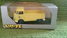 VEREM (2012) VW PICK UP (MICHELIN) 1:43 DIECAST MODEL  NEW/WORN BOX - VOLKSWAGON