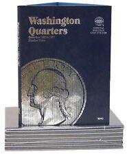 New listing New Whitman Album Washington Quarters vol #3 1965-1987 Coin Folder Book #9040