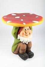 """point-garden Garten """"Pilz Zwerg"""" Tisch für Kinder NEU"""