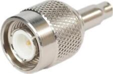 10 x TNC Crimp Male RG174 Adaptor Convertor